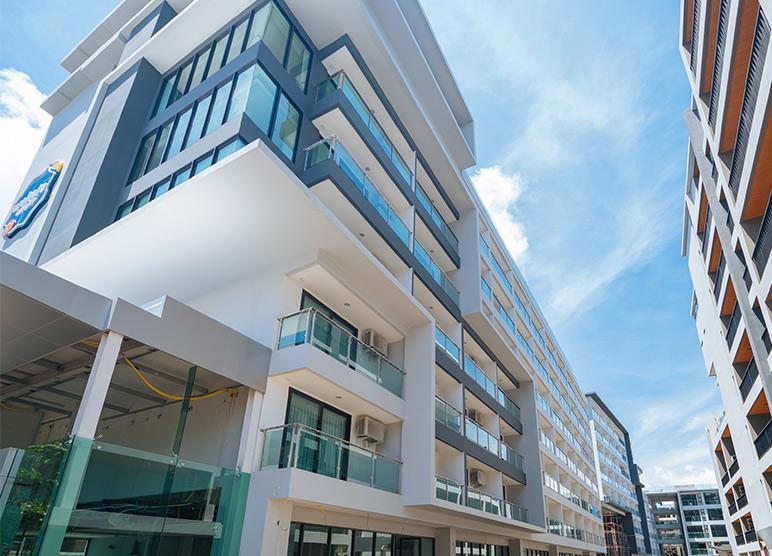 Недвижимость в Таиланде на стенде Phuket9 Real Estate Development